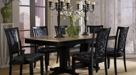 Dining Room Sets Desktop Wallpaper For PC