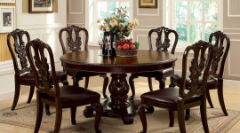 Dining Room Sets Desktop Wallpaper HQ