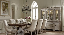 Dining Room Sets Wallpaper Download Free