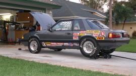 Drag Racing Desktop Wallpaper