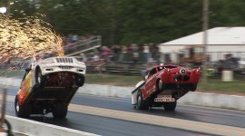 Drag Racing Wallpaper Background