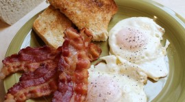 Eggs And Bacon Aircraft Picture