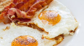 Eggs And Bacon Image