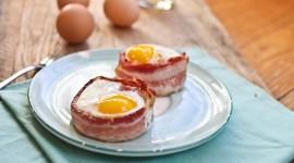 Eggs And Bacon Wallpaper For Desktop