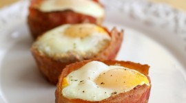 Eggs And Bacon Wallpaper For IPhone