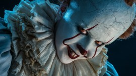 Evil Clown High Quality Wallpaper
