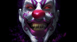Evil Clown Wallpaper For Desktop