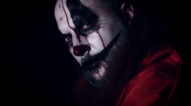 Evil Clown Wallpaper Free