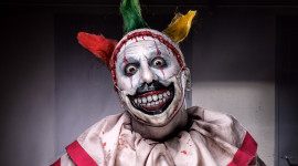 Evil Clown Wallpaper Full HD