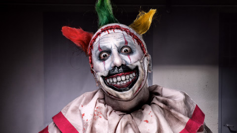 Evil Clown wallpapers high quality
