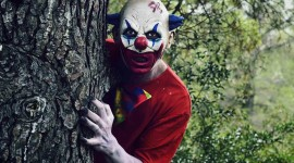 Evil Clown Wallpaper HD