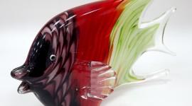 Fish Glass Wallpaper HQ