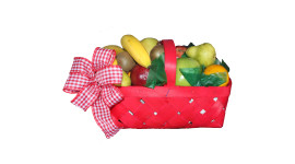 Fruit Gift Basket Wallpaper 1080p