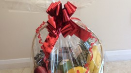 Fruit Gift Basket Wallpaper Free