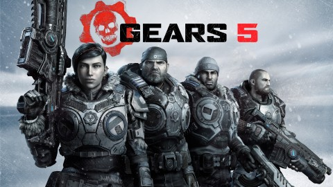 Gears 5 wallpapers high quality