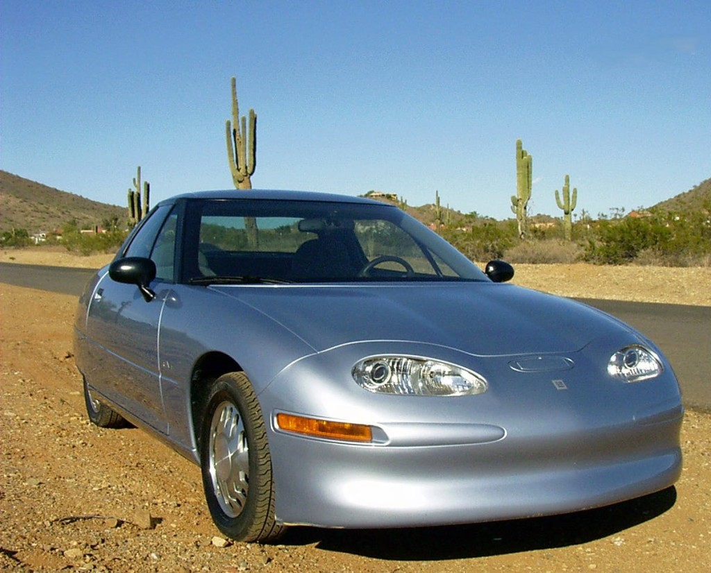 Gm Ev1 wallpapers HD
