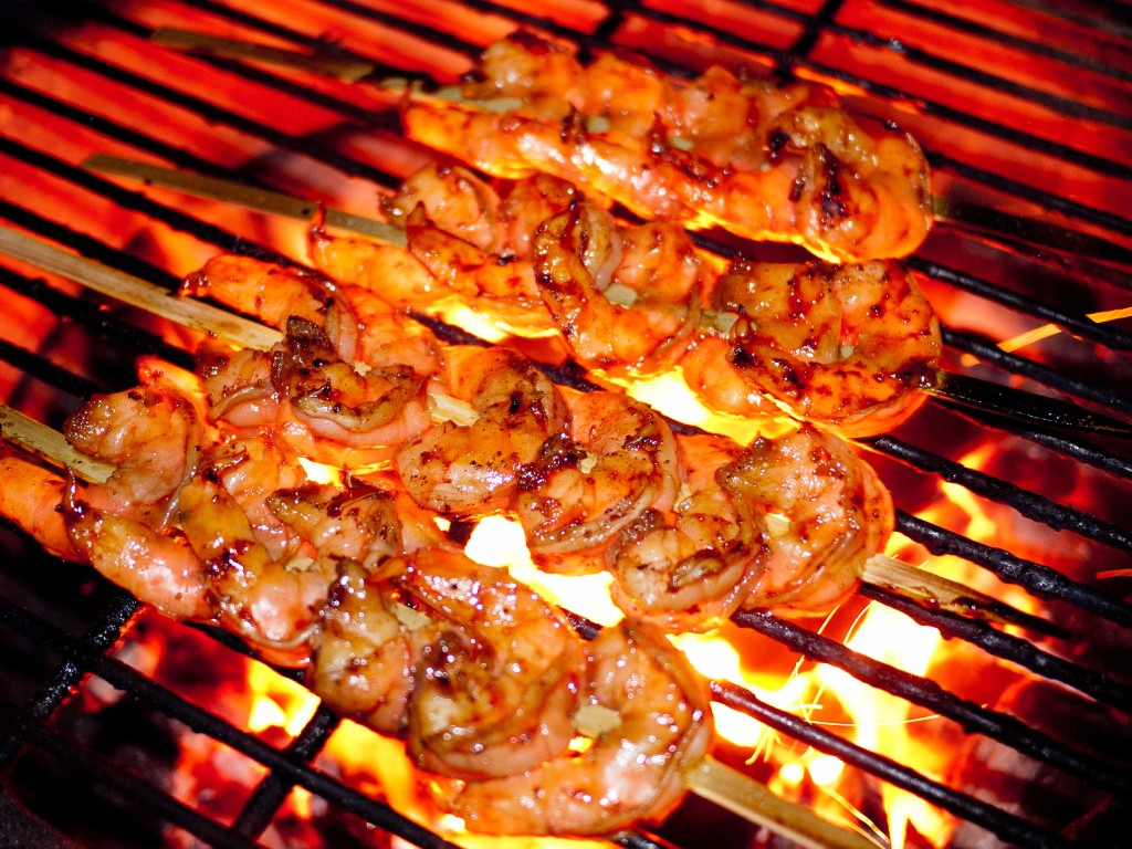 Grilled Shrimp wallpapers HD
