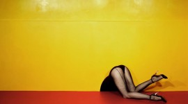 Guy Bourdin Photography Aircraft Picture