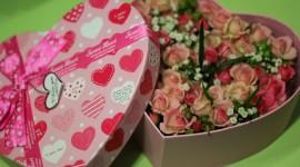 Heart Boxes Desktop Wallpaper For PC