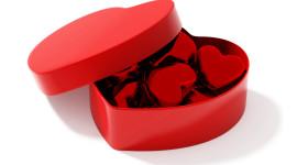 Heart Boxes Desktop Wallpaper HD