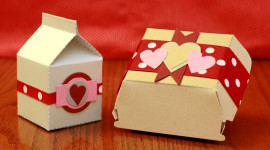 Heart Boxes Wallpaper For Desktop