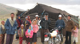 Iranian Nomads High Quality Wallpaper