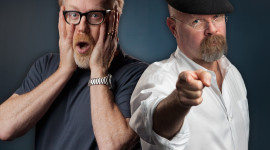 Jamie Hyneman Wallpaper For IPhone