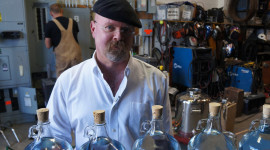 Jamie Hyneman Wallpaper For IPhone Free