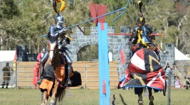Jousting Knight Wallpaper Download