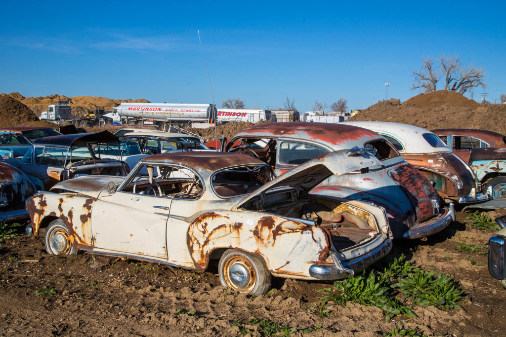 Junk Yard wallpapers HD