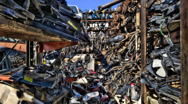 Junk Yard Wallpaper Full HD