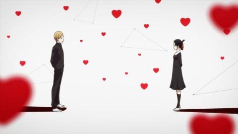 Kaguya-Sama Love Is War wallpapers high quality