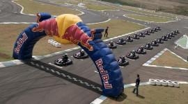 Kart Fight High Quality Wallpaper