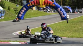 Kart Fight Wallpaper Background