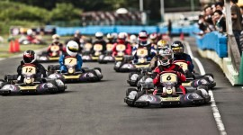 Kart Fight Wallpaper For Desktop