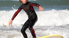 Kids Surfing Wallpaper Gallery