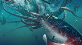 Kraken Wallpaper Background
