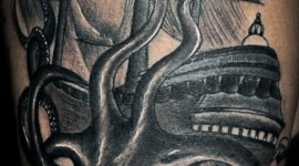 Kraken Wallpaper For IPhone 6