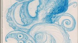 Kraken Wallpaper For IPhone Download