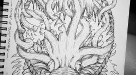 Kraken Wallpaper For IPhone Free