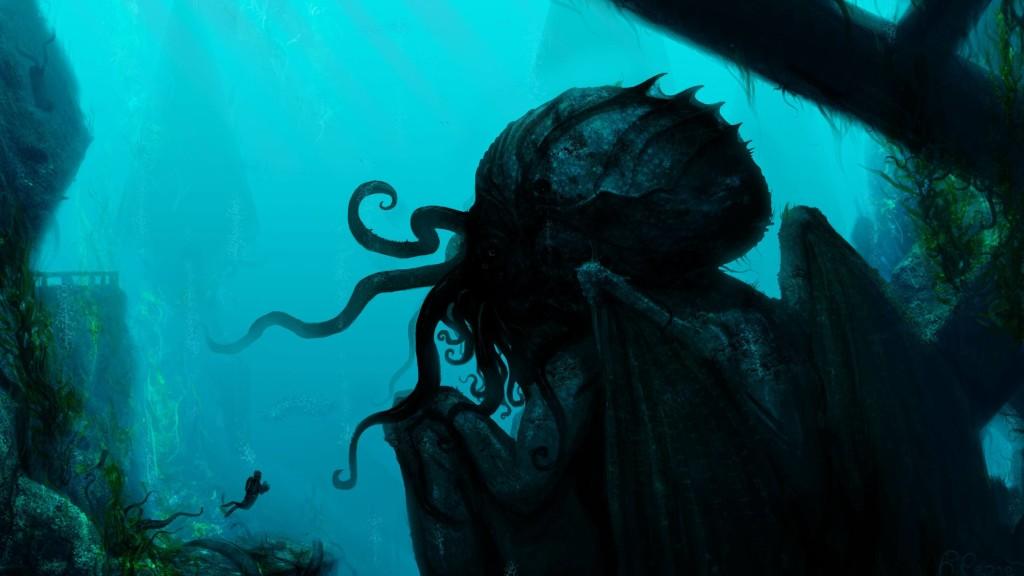 Kraken wallpapers HD