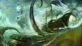 Kraken Wallpaper High Definition
