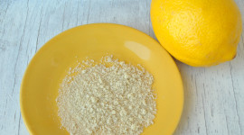 Lemon Salt Photo
