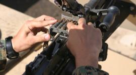 Machine Gun Wallpaper Download Free