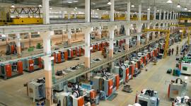 Machines In Factories Desktop Wallpaper