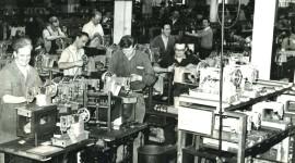Machines In Factories Wallpaper 1080p