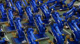 Machines In Factories Wallpaper Download Free