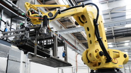 Machines In Factories Wallpaper For Desktop