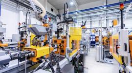 Machines In Factories Wallpaper Gallery