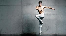 Male Ballet Dancer Wallpaper